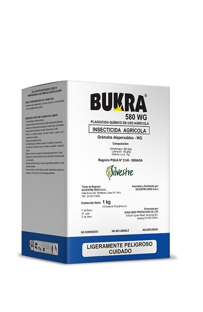 BUKRA 580 WG