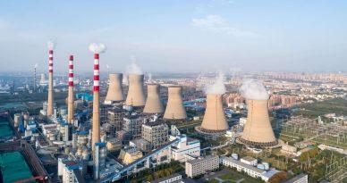 Crisis de energía en China