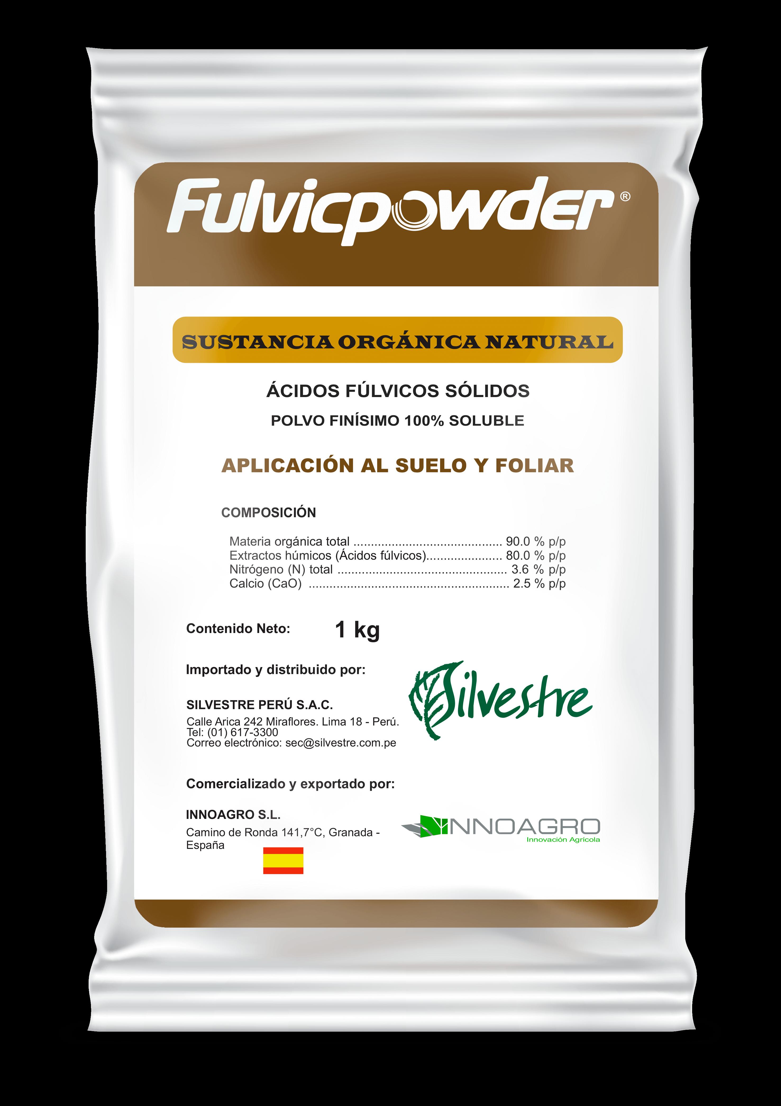 Fulvicpowder