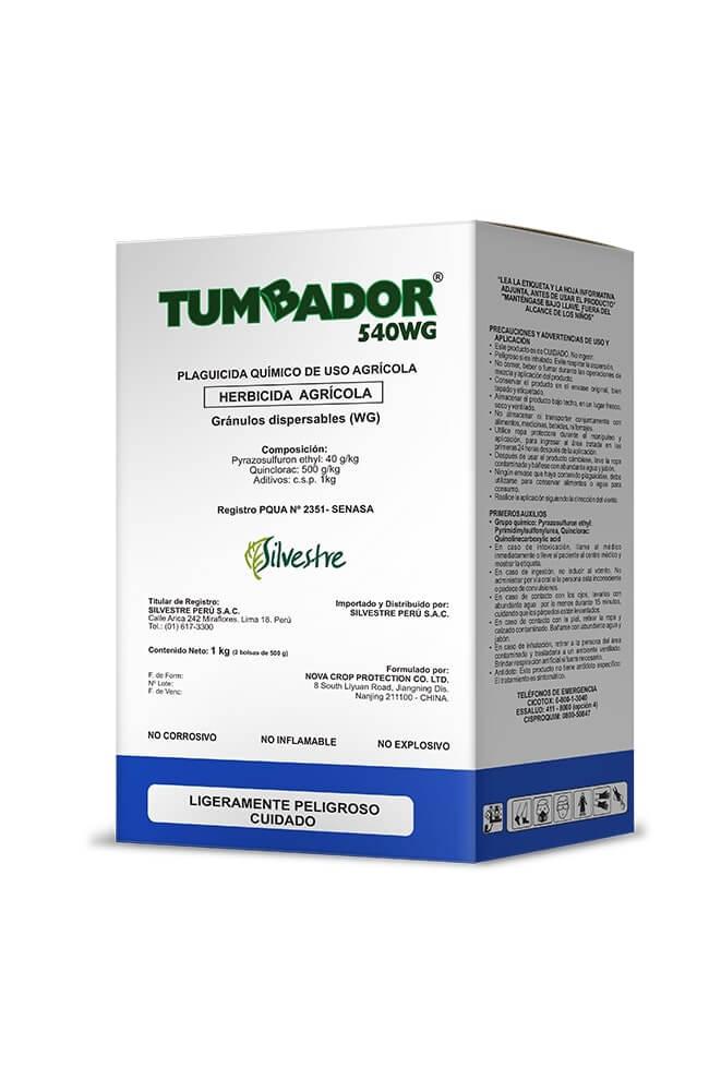Tumbador 540 WG