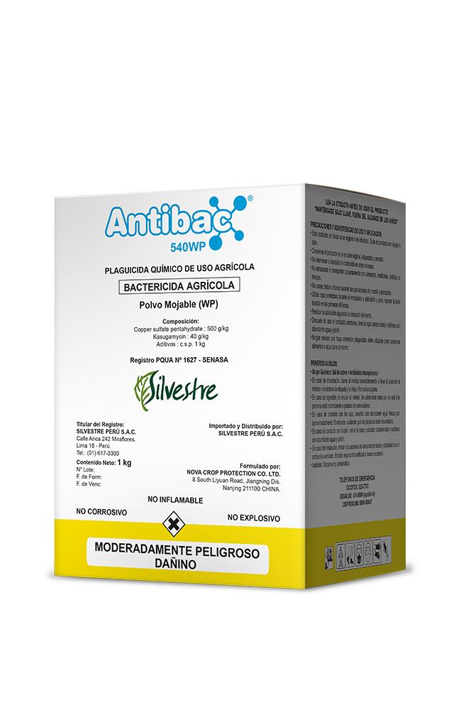 ANTIBAC 540 WP